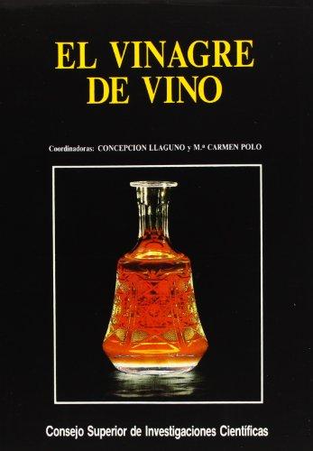 El vinagre de vino