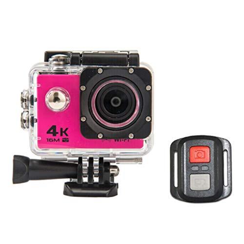 Morza Durable ABS Action Camera Ultra HD 4K Subacquea Impermeabile del Casco di Registrazione Video Telecamere Sport Cam