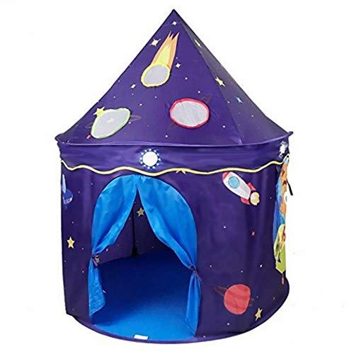 inz Prinzessin Sechseck Dach Schloss Schloss Garten Innen Innen Spielhaus Anti-Moskito/UV UV Schutz Wigwam Verwendung für Kinder Kid Spielzeug ()