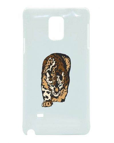 Smartphone Case Puma schleicht si AN per caccia predatore grosso gatto giungla selvaggia per Apple Iphone 4/4S, 5/5S, 5C, 6/6S, 7& Samsung Galaxy S4, S5, S6, S6Edge, S7, S7Edge Hua