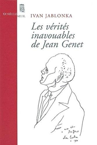 Les Vérités inavouables de Jean Genet