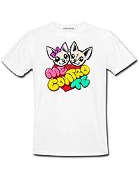 mimoma - Camiseta de Tirantes - para Niña