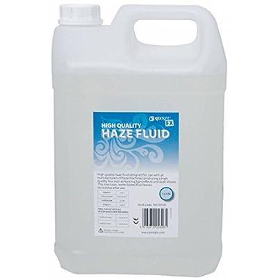 QTX | High Quality Haze Fluid | 5 litre