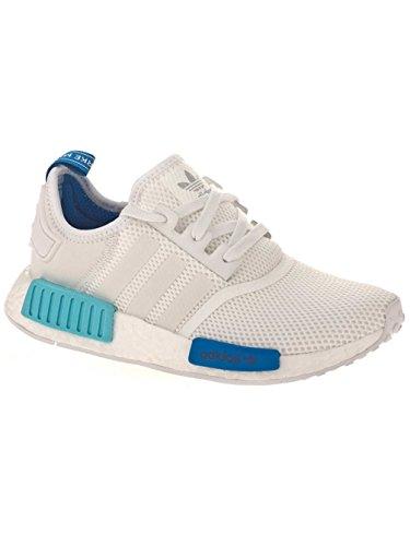 Damen Sneaker adidas Originals NMD Runner Sneakers Women ftwr white/ftwr white/blu