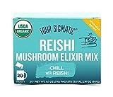 Four Sigma Foods  Reishi (Box of 20 Sachets)
