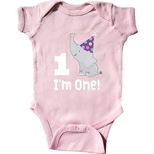 Babys 1st Birthday Elephant Zoo Animal Infant Creeper - 1. Christmas Infant Creeper