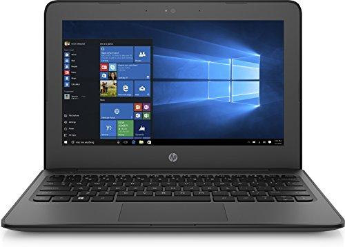 HP Stream 11 Pro Celeron 11.6 inch SVA eMMC Black