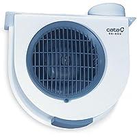 Cata Gs 600 - Extractor centrífugo de cocina, 105 W, color blanco y gris