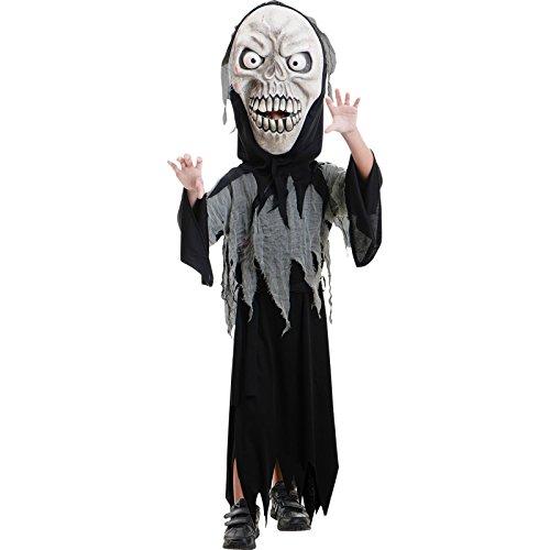 Gruseliger Ghul - Sensenmann Halloween Kostüm Kinder Amscan