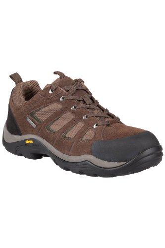Mountain Warehouse Field Wasserfeste Herren Vibram Schuhe Sport Outdoor Khaki