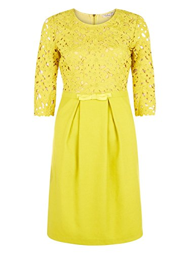 Darling - Robe - Femme jaune Chartreuse Yellow Chartreuse Yellow