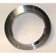 Maxsima - Nikon Lens para Canon EOS anillo adaptador convertidor de montaje con AF confirmar chips ..