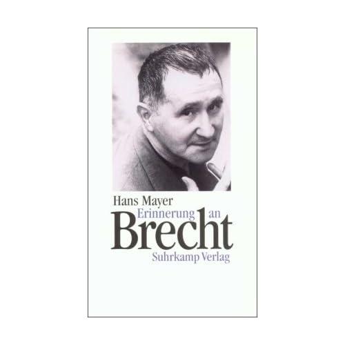 Erinnerung an Brecht