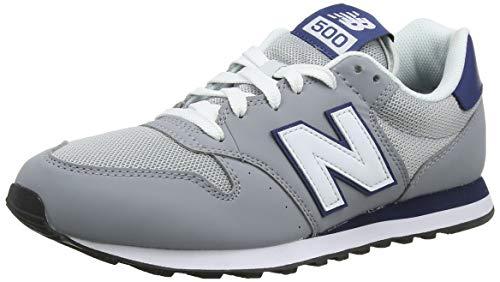 Sneaker 500 Steel GreyNavy Uomo NEW BALANCE | L'Angolo