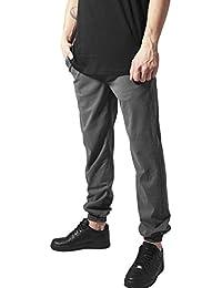 Urban Classics Herren Hose Stretch Twill Jogging Pants