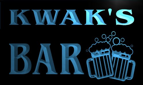 w008280-b-kwak-name-home-bar-pub-beer-mugs-cheers-neon-light-sign