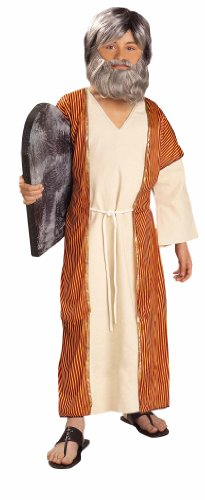 Biblical Times Moses Costume Child Small (Kind Moses Kostüme)