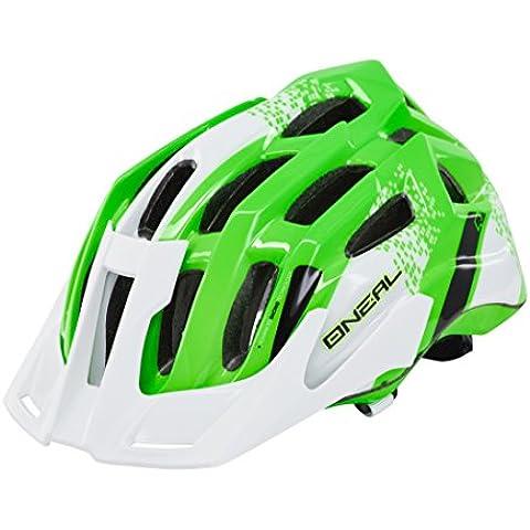 ONeal Q - Casco MTB - verde Contorno de la cabeza 52-57 cm 2016