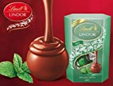 Lindt Lindor Limited Edition Mint Truffles 200g