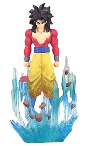 Dragonball Z Gt Ultimate Spark Trading Figure: Goku SS4