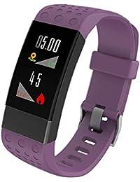 Reloj de Natación, rastreador de Actividad con Podómetro, Contador de Pasos/Seguimiento preciso