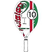 Vision Pala de Tenis Playa NUMBER TEN JUNIOR 2018