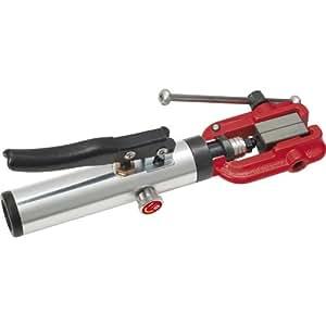 KS Tools 122.1260 Appareil à collets pour conduits de freinage avec vérin hydraulique