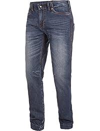 SALEWA Frea (Juval) Co M - Pantalón para hombre, color azul, talla 50/L