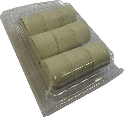 Tabletten Pillen, Rauch weiß (Packung mit 9). Lieferung gratis beim Kauf von 2oder mehr Artikel aus unserem Katalog.