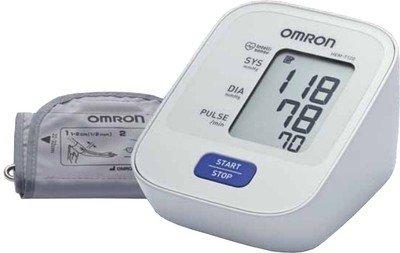 Omron-Hem-7120-Automatic-Blood-Pressure-Monitor-White