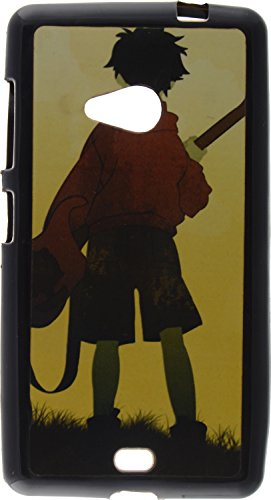 iCandy UV Printed Matte Finish Soft Back cover for Microsoft Lumia 535 - GUITARBOY  available at amazon for Rs.99