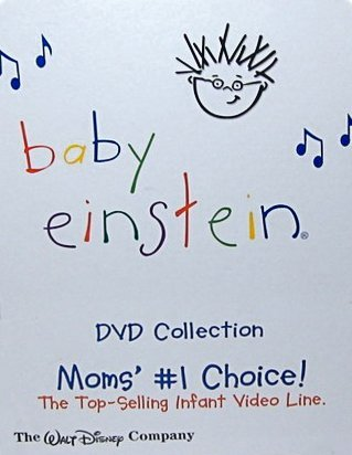 Disney Baby Einstein Complete 26 DVD Box Set Collection Mom's #1 Choice