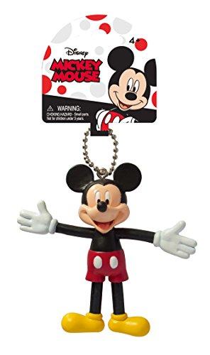 y biegbare Schlüsselanhänger (Disney Mickey Schlüsselanhänger)