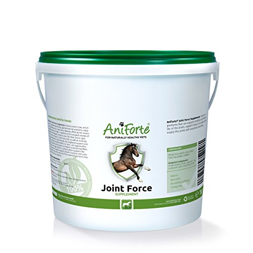 AniForte Joint Force Supplement 1kg- natural product for horses