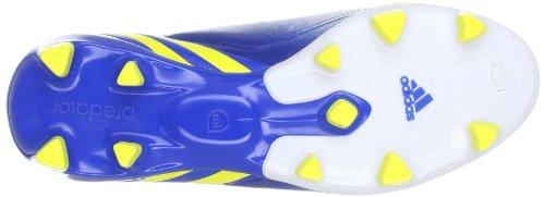 adidas Performance P Absolado LZ TRX FG G64906 Herren Fußballschuhe Weiß (RUNNING WHITE FTW / VIVID YELLOW S13 / PRIME BLUE S12)