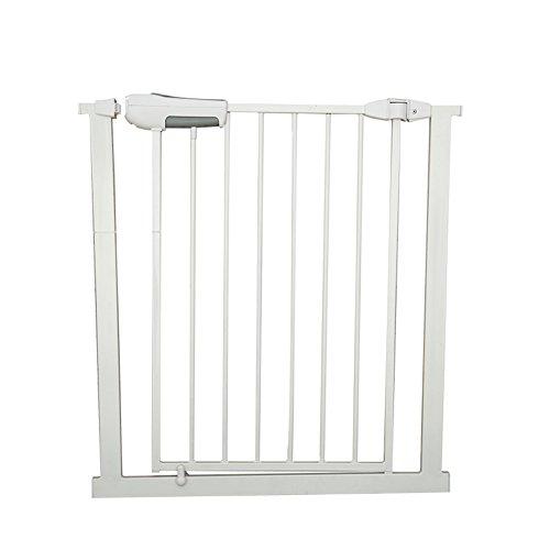Metallbaby-Sperre Für Eingangstreppen-Treppen-Spiel-Yard-Haustier-Tür-Druck-Berg-System 67cm Bis 72cm Weit (größe : 83-89cm) -