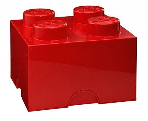 LEGO–Brick Lego 4 rosso