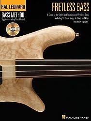 FRETLESS BASS HAL LEONARD BASS METHOD STYLISTIC SUPPLEMENT BK/CD by Chris Kringel (2007) Paperback