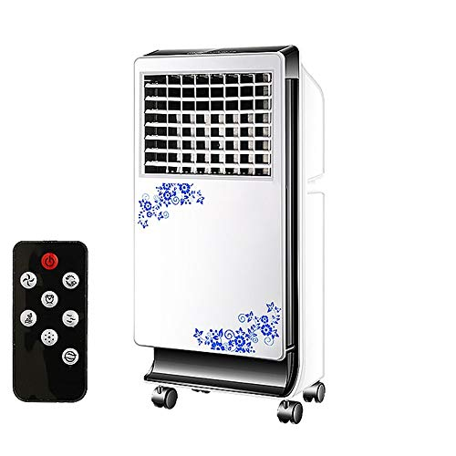 Tragbare klimaanlage, Dekontamination/Entfeuchtung Kleine Klimaanlage, Zeitgesteuerter 15-Stunden-Verdunstungskühler, for Schlafzimmer Geeignet, Kühlung 340 Quadratmeter, 72 cm - Quadratmeter Kühlung