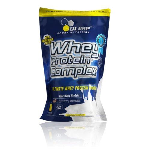 Olimp Whey Protein Complex 100% Pistazie, 1er Pack (1 x 700 g)