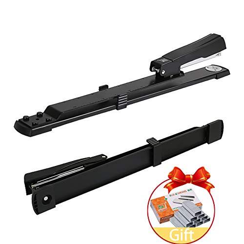 YLX Agrafeuse Pleine bande à bras long avec portée de 300 mm,...
