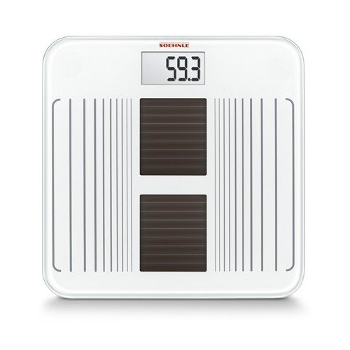 Soehnle 63341 - Báscula digital con función solar