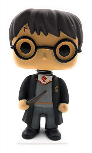 Harry Potter Bobblehead ~ Dimensions 10cm x 6cm ~ Double Sided Tape Included (Harry)