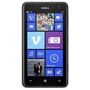 Nokia Lumia 625 Smartphone, Nero [Italia]