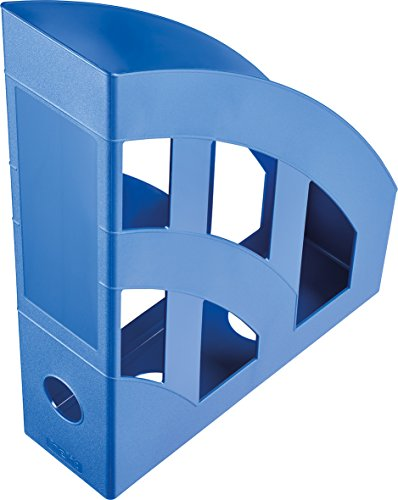 "Helit H2361034 - Stehsammler ""the bridge"" DIN A4-C4, blau"