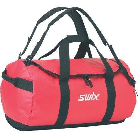 Swix Ski Gear wasserabweisend Gear Tasche Duffle, groß, Schwarz