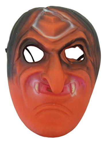 Joker j532–001–Máscaras demonio niño, Rojo, S