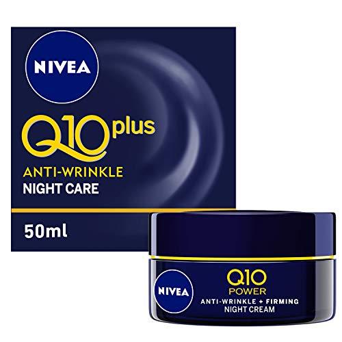 Nivea Q10 Plus Anti-Wrinkle Night Cream 50 ml