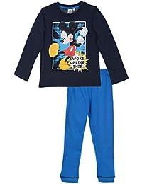 Mickey Mouse - Camiseta de pijama - para niño