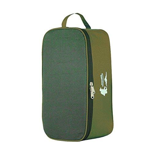 Sac de chaussures de haut talon de tourisme de plein air /Paquets d'admission/ voyage pochette / sac de rangement de poussière respirable